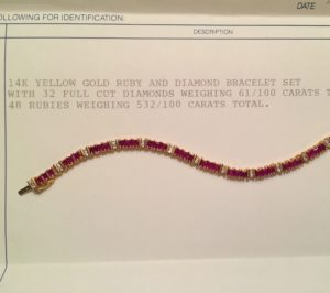 diamonds, rubys, tennis bracelet, beacon hill, boston, jewelry, estate jewelry, shopping guide, boston