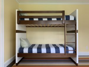 room and board, bunk beds, estate sale, hunt estate sales, chestnut hill